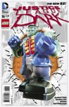 Justice League Dark #36 Cover B Variant DC Lego Cover