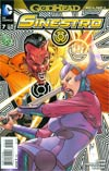 Sinestro #7 Cover A Regular Guillem March Cover (Godhead Act 2 Part 5)