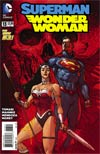 Superman Wonder Woman #13 Cover A Regular Doug Mahnke Cover
