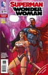 Superman Wonder Woman #13 Cover C Combo Pack With Polybag