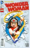 Wonder Woman Vol 4 #36 Cover B Variant DC Lego Cover