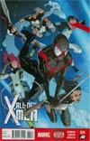 All-New X-Men #34 Cover A Regular Mahmud Asrar Cover