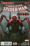 Amazing Spider-Man Vol 3 #10 Cover A Regular Olivier Coipel Cover (Spider-Verse Tie-In)