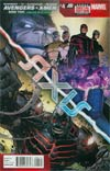 Avengers & X-Men AXIS #4 Cover A Regular Jim Cheung Cover