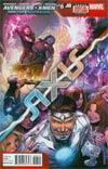 Avengers & X-Men AXIS #6 Cover A Regular Jim Cheung Cover