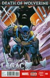 Death Of Wolverine Logan Legacy #5 Cover A Regular Gerardo Sandoval Cover