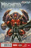 Magneto Vol 3 #12 (AXIS Tie-In)
