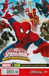 Marvel Universe Ultimate Spider-Man Web Warriors #1