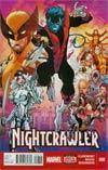 Nightcrawler Vol 4 #8 (Death Of Wolverine Tie-In)