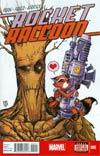 Rocket Raccoon Vol 2 #5 Cover A Regular Skottie Young Cover