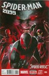 Spider-Man 2099 Vol 2 #6 (Spider-Verse Tie-In)
