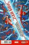 Spider-Verse #1 Cover A Regular Giuseppe Camuncoli Cover
