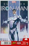 Superior Iron Man #1 Cover A 1st Ptg Regular Mike Choi Cover (AXIS Tie-In)