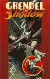 Grendel vs Shadow #3 Cover A Regular Matt Wagner Cover