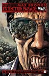 Extinction Parade War #5 Cover C End Of A Species Cover