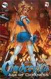 Grimm Fairy Tales Presents Cinderella #1 Cover A Mike Krome (Age Of Darkness Tie-In)