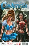 Grimm Fairy Tales Presents Cinderella #1 Cover C Cris DeLara (Age Of Darkness Tie-In)
