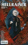 Clive Barkers Hellraiser Bestiary #4 Cover A Regular Conor Nolan Cover