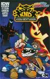 Super Secret Crisis War Codename Kids Next Door #1 Cover A Regular Ryan Jampole Cover