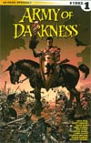 Army Of Darkness #1992.1 One Shot Cover B Variant Roberto Castro Subscription Cover