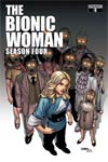 Bionic Woman Season 4 #3 Cover A Regular Sean Chen Cover