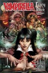 Vampirella Feary Tales #2 Cover A Regular Jay Anacleto Cover