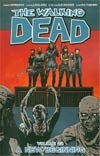 Walking Dead Vol 22 A New Beginning TP
