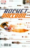 Rocket Raccoon Vol 2 #3 Cover B Incentive Pascal Campion Variant Cover