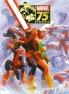 Marvel 75th Anniversary Magazine Special #1 Cover D Alex Ross X-Men Cover