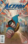Action Comics Vol 2 #37 Cover A Regular Aaron Kuder Cover