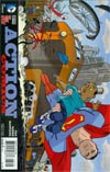 Action Comics Vol 2 #37 Cover B Variant Darwyn Cooke Cover
