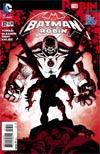 Batman And Robin Vol 2 #37 Cover A Regular Patrick Gleason Cover (Robin Rises Tie-In)