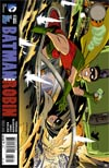 Batman And Robin Vol 2 #37 Cover B Variant Darwyn Cooke Cover (Robin Rises Tie-In)