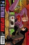 Batman Superman #17 Cover B Variant Darwyn Cooke Cover