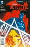 Detective Comics Vol 2 #37 Cover A Regular Francis Manapul Cover