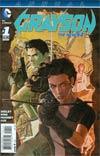 Grayson Annual #1