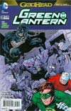 Green Lantern Vol 5 #37 Cover A Regular Billy Tan Cover (Godhead Act 3 Part 1)