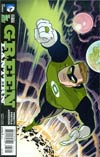 Green Lantern Vol 5 #37 Cover B Variant Darwyn Cooke Cover (Godhead Act 3 Part 1)