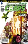 Green Lantern Corps Vol 3 #37 Cover A Regular Bernard Chang Cover (Godhead Act 3 Part 2)