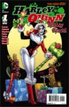 Harley Quinn Holiday Special #1 Cover A Regular Amanda Conner Christmas Cover