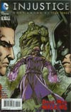 Injustice Gods Among Us Year Three #5