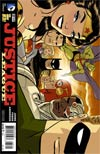 Justice League Vol 2 #37 Cover B Variant Darwyn Cooke Cover