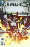 New 52 Futures End #31