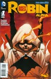 Robin Rises Alpha #1 Cover A Regular Andy Kubert Cover