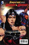 Sensation Comics Featuring Wonder Woman #5