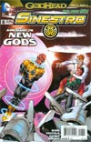 Sinestro #8 Cover A Regular Guillem March Cover (Godhead Act 3 Part 5)