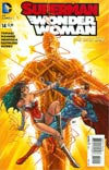 Superman Wonder Woman #14 Cover A Regular Doug Mahnke Cover