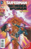 Superman Wonder Woman #14 Cover C Combo Pack With Polybag