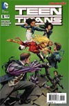 Teen Titans Vol 5 #5 Cover A Regular Kenneth Rocafort Cover