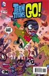 Teen Titans Go Vol 2 #7